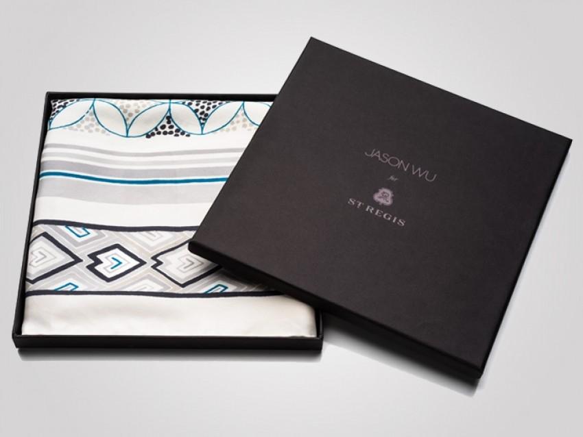 Jason Wu je dizajnirao ekskluzivne marame za St. Regis Istanbul