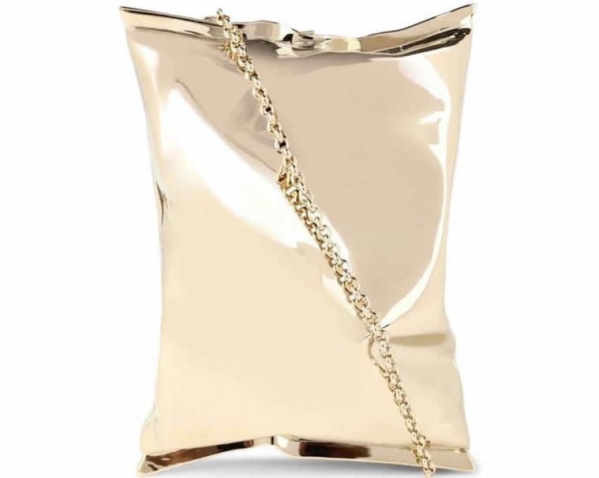 Selfridges zlatnim torbicama najavljuje blagdane