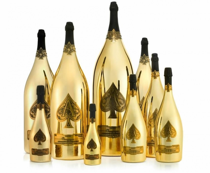 Jay Z je novi ponosni vlasnik brenda šampanjaca Armand de Brignac