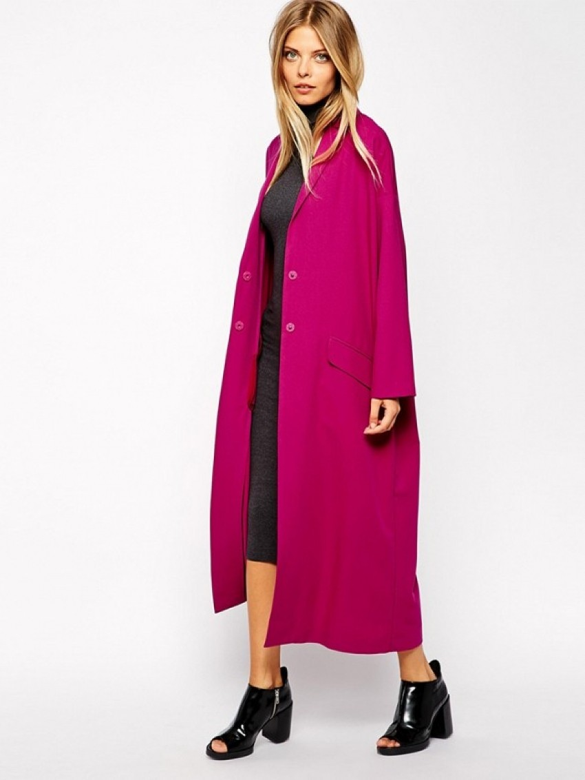 ASOS Duster Coat ($114)