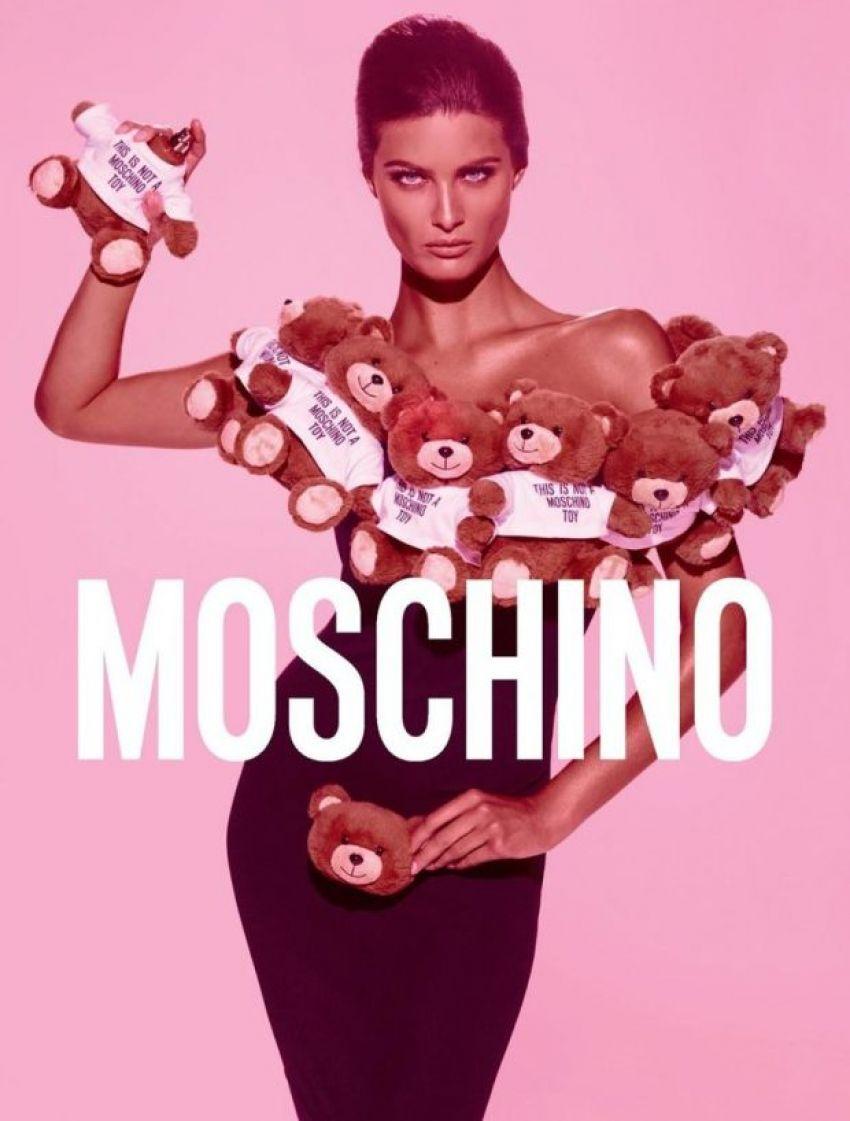 Moschinov novi parfem je presladak medvjedić