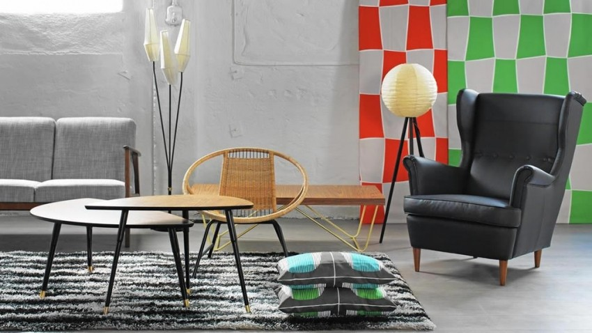 Obožavamo: IKEA predstavila limitirani retro namještaj Argang