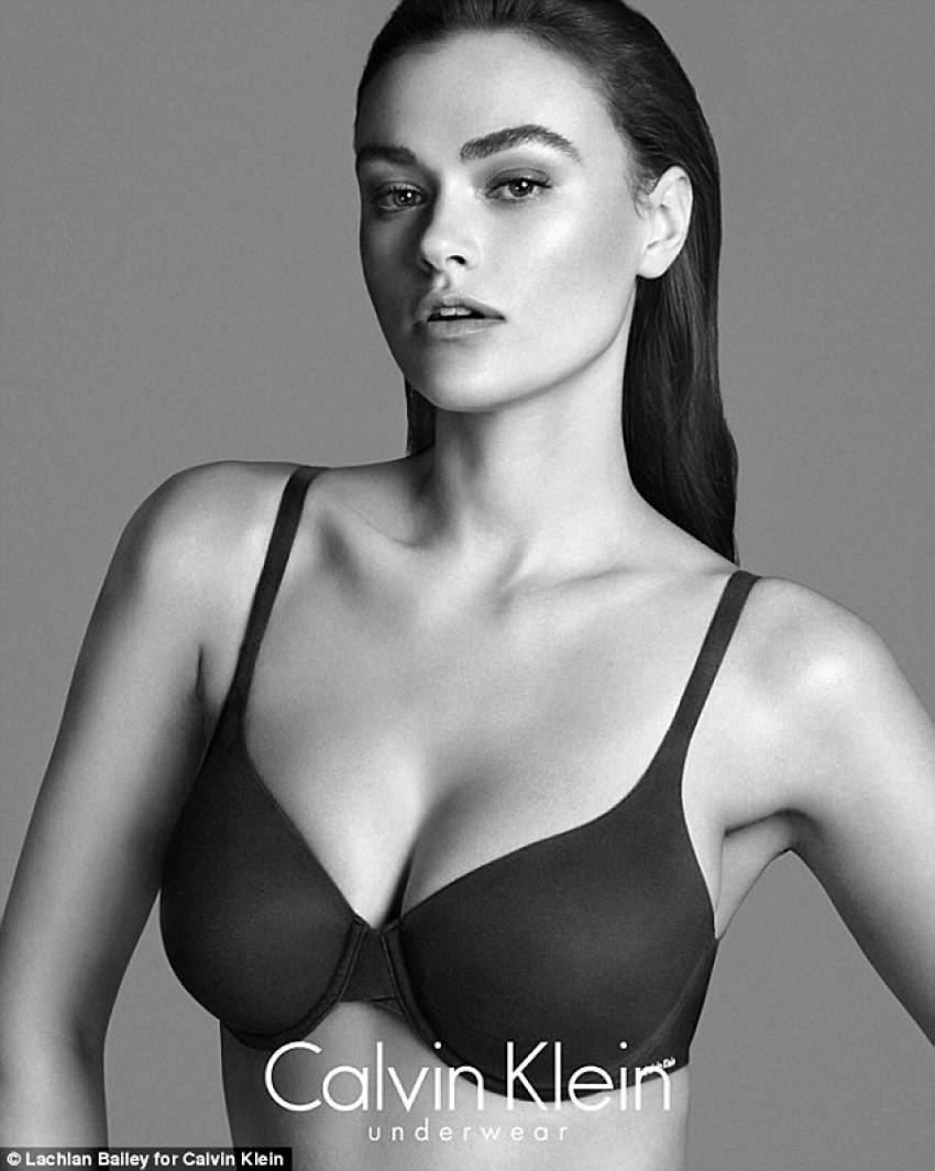 Myla Dalbesio za Calvin Klein
