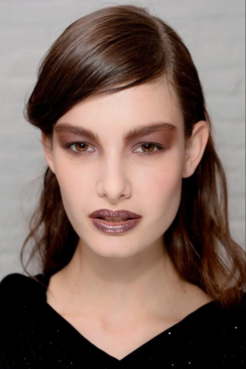Tekući metali: Zimski makeup trend idealan je za izlaske