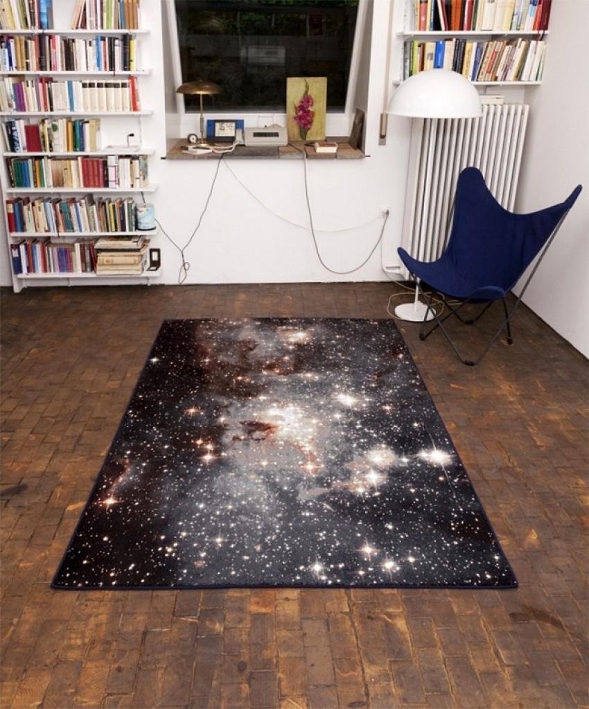 Djeličak svemira u vašem stanu uz Schönstaub tepihe