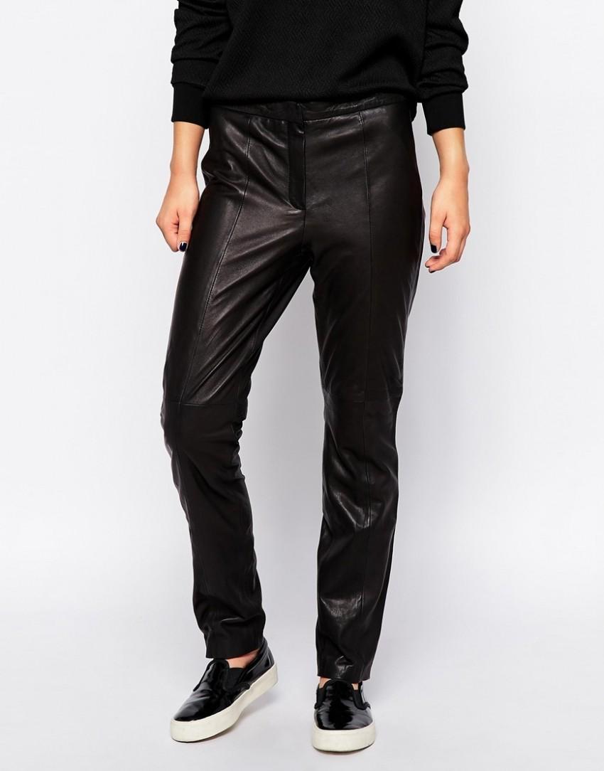 Esprit Leather Pant