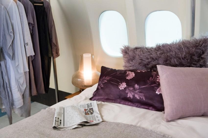 KLM avion