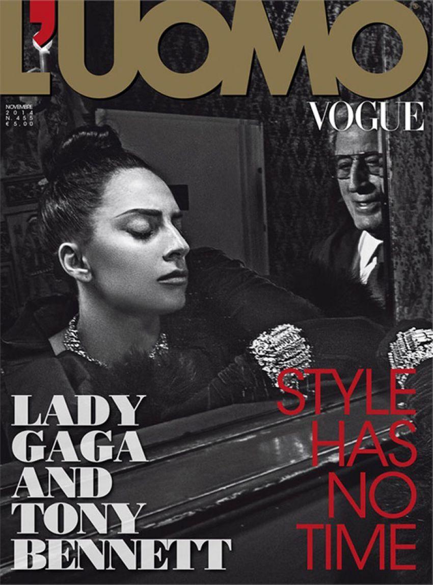 Lady Gaga & Tony Bennett zajedno za L'UOMO Vogue