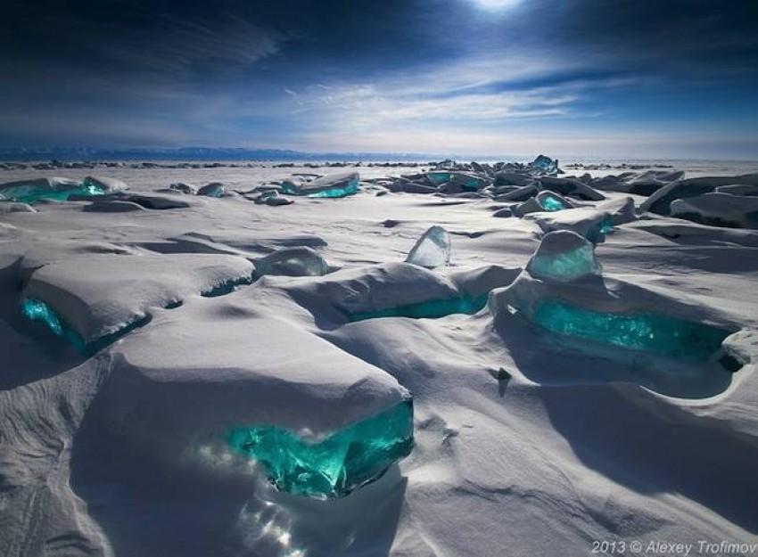 Lake Baikal, Sibir