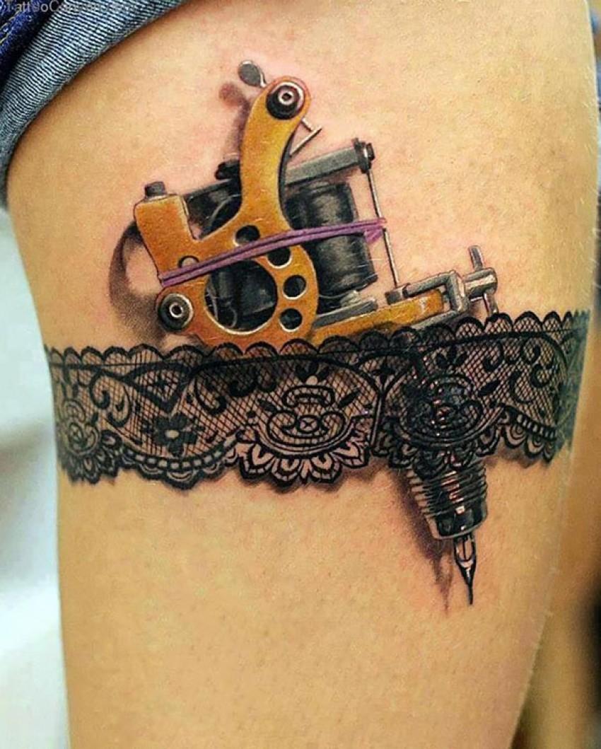 Umjetnost na tijelu: Ovo su najbolje 3D tetovaže koje smo vidjeli
