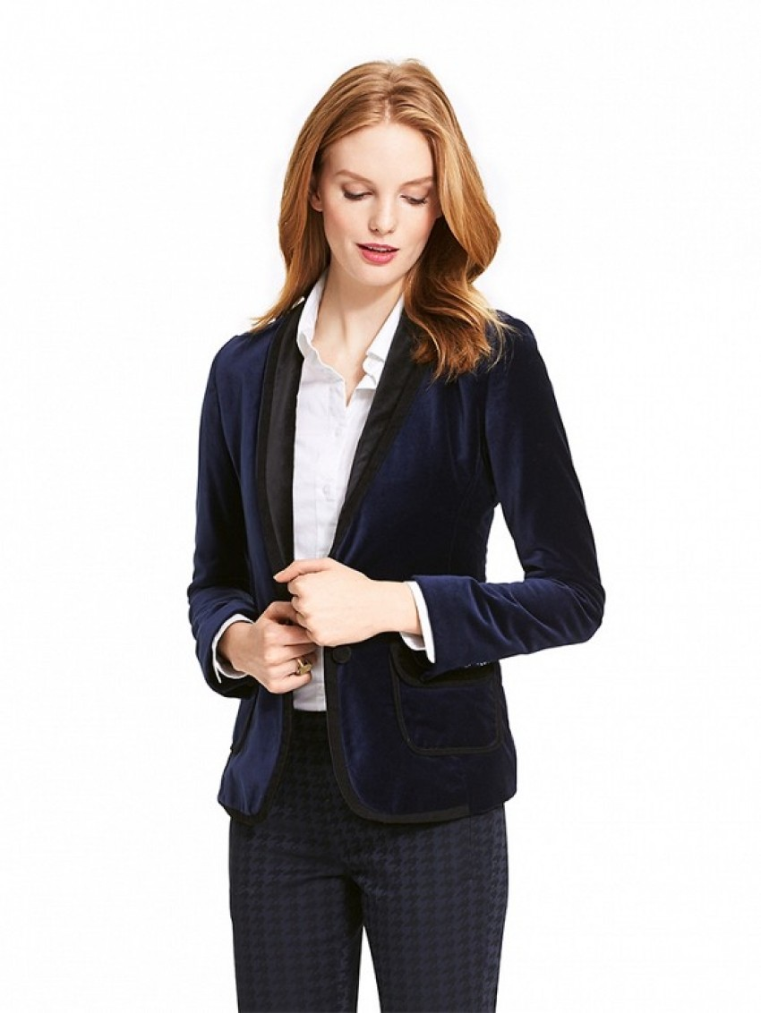 Tommy Hilfiger Velvet Smoking Jacket ($199)