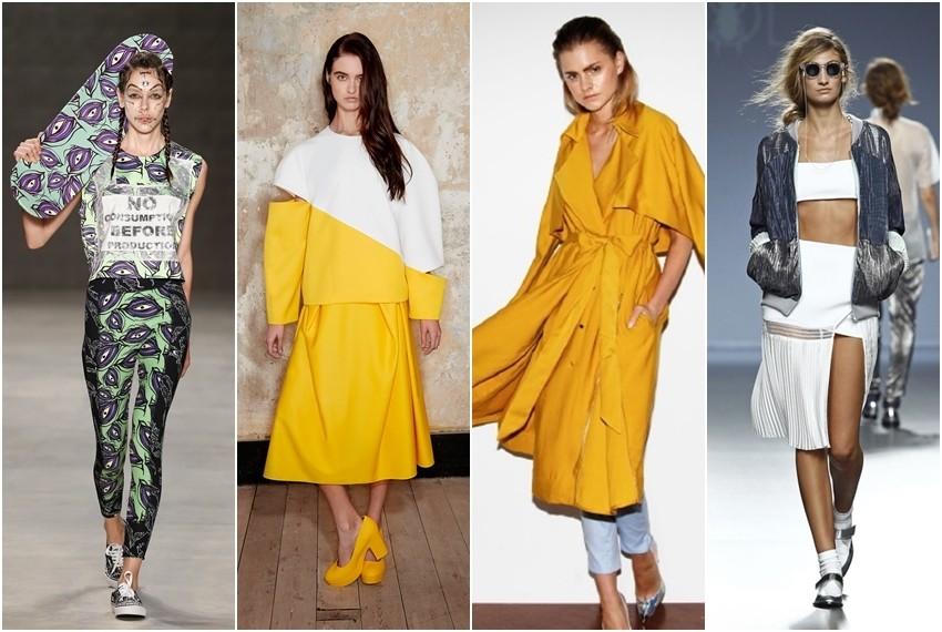 Modni dizajneri iz Londonda Pariza Milana Madrida Berlina