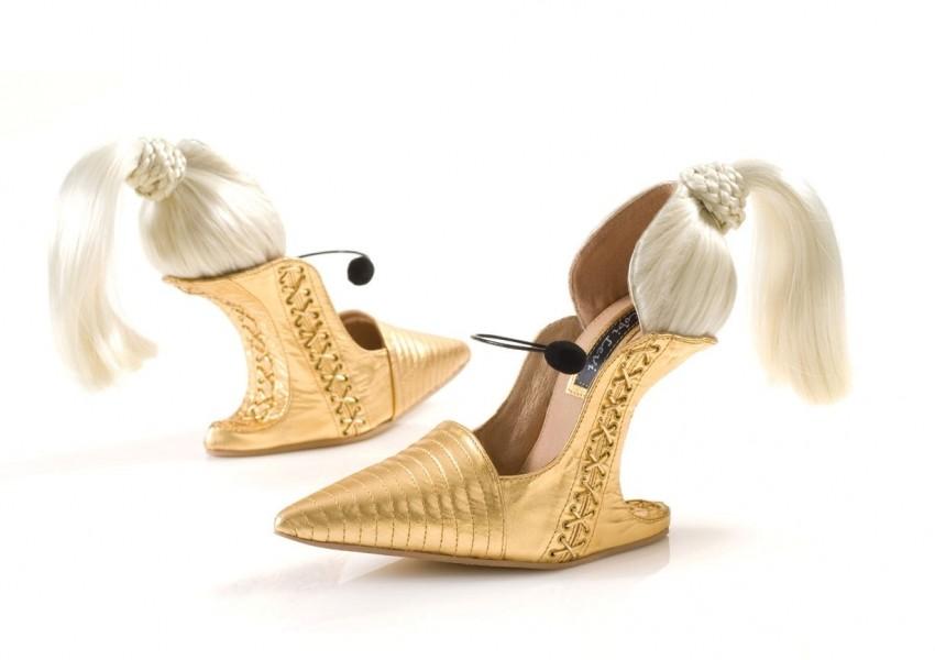 Najotkačenije štikle na svijetu: Ove cipele su sve osim cipela