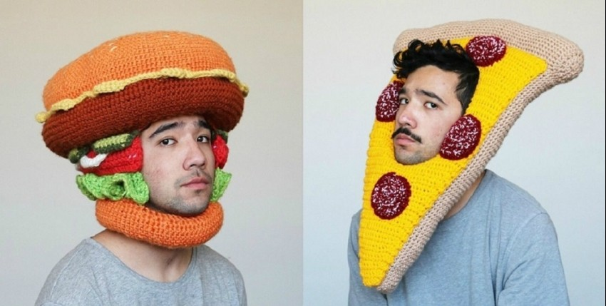 Hrana na glavi: Ovoliko otkačene šešire sigurno još niste vidjeli!