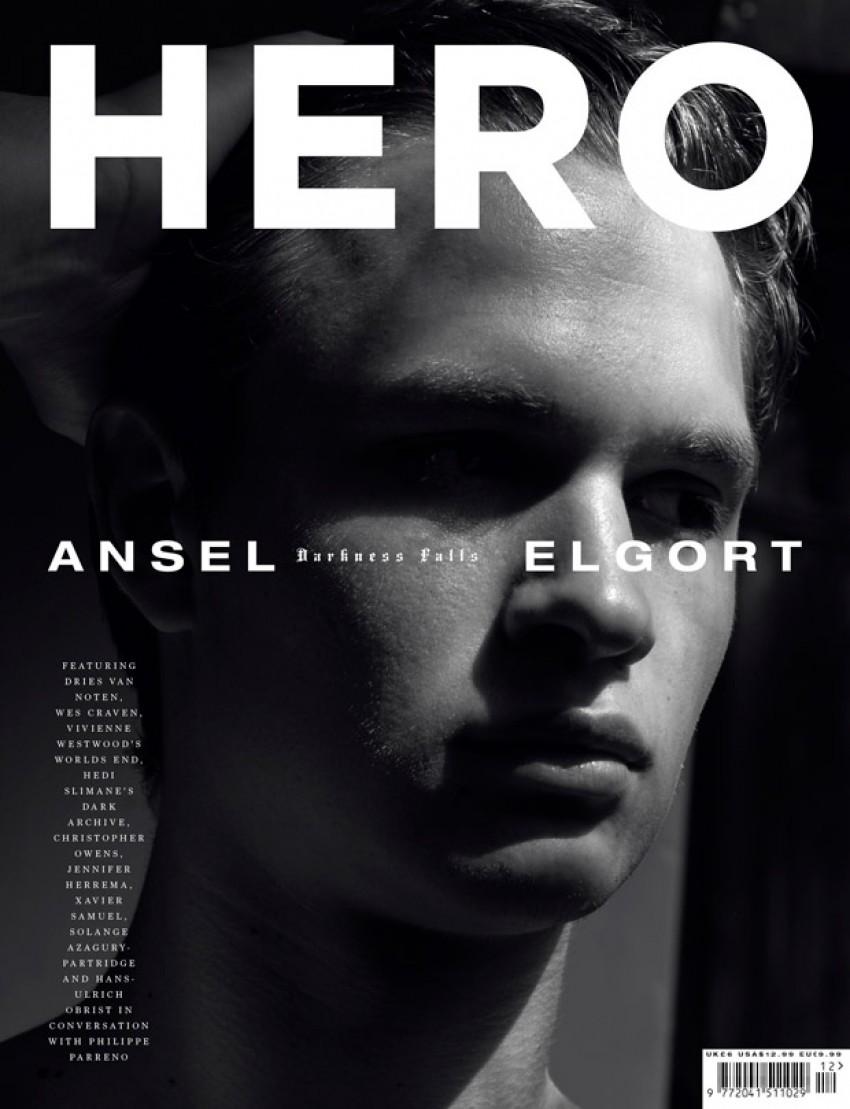 Glumac za kojim luduju tinejdžerke: Ansel Elgort pozirao bez majice