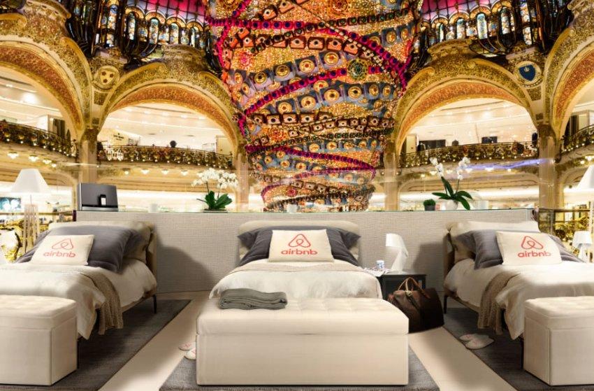 Od sada možete prespavati u legendarnom pariškom Lafayetteu