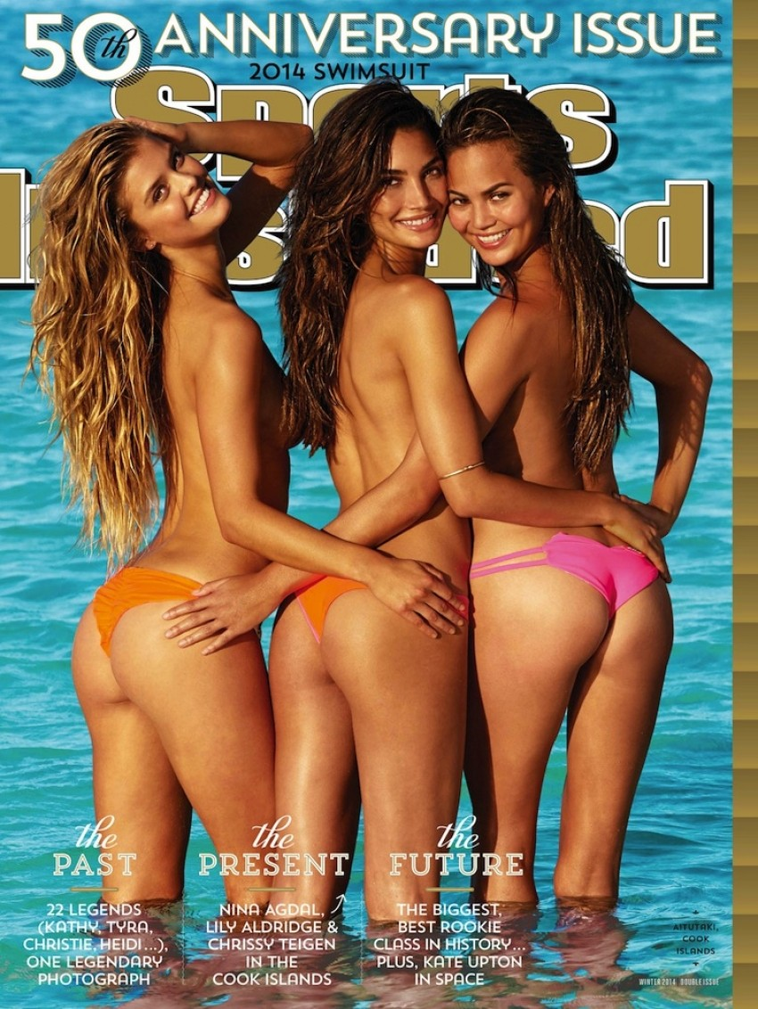 Sports Illustrated Swimsuit Issue 2014.