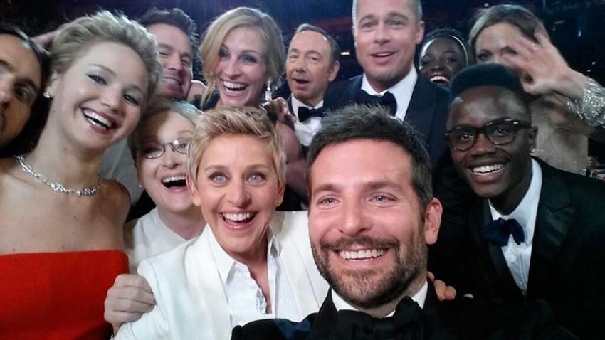 Fotografija Ellen DeGeneres - Hollywood, Kalifornija – 2. ožujka, 2014