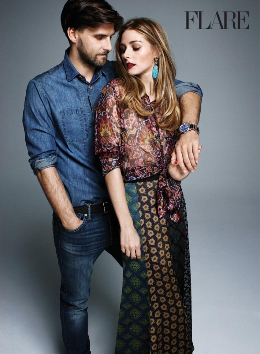 Jedan od najstylish parova pozirao zajedno: Olivia i Johannes su super