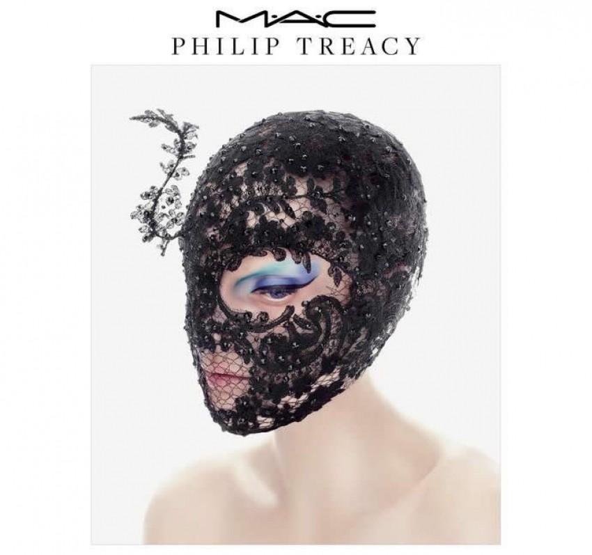 Jeste li spremni za suradnju Philipa Tracyja i brenda MAC?