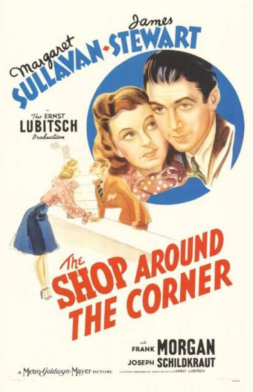 """The Shop Around the Corner"""