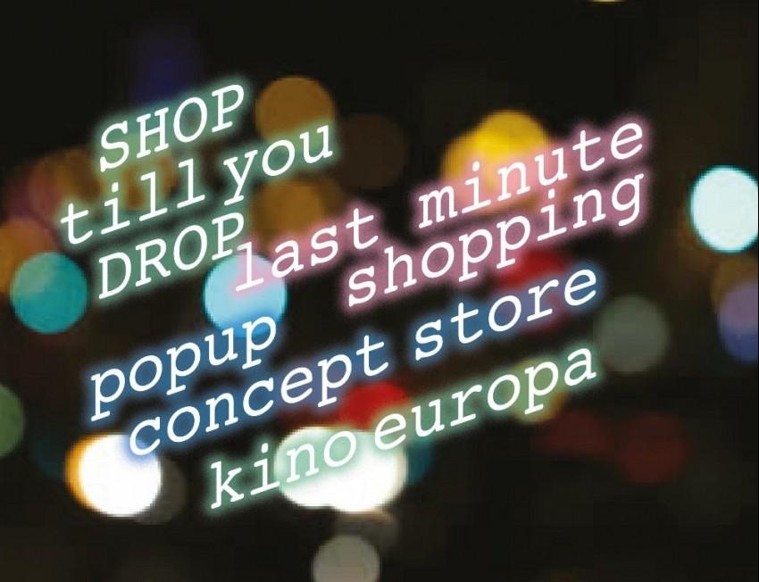 U subotu nas čeka Pop Up Concept Store Europa i Zigmanov veliki spektakl!