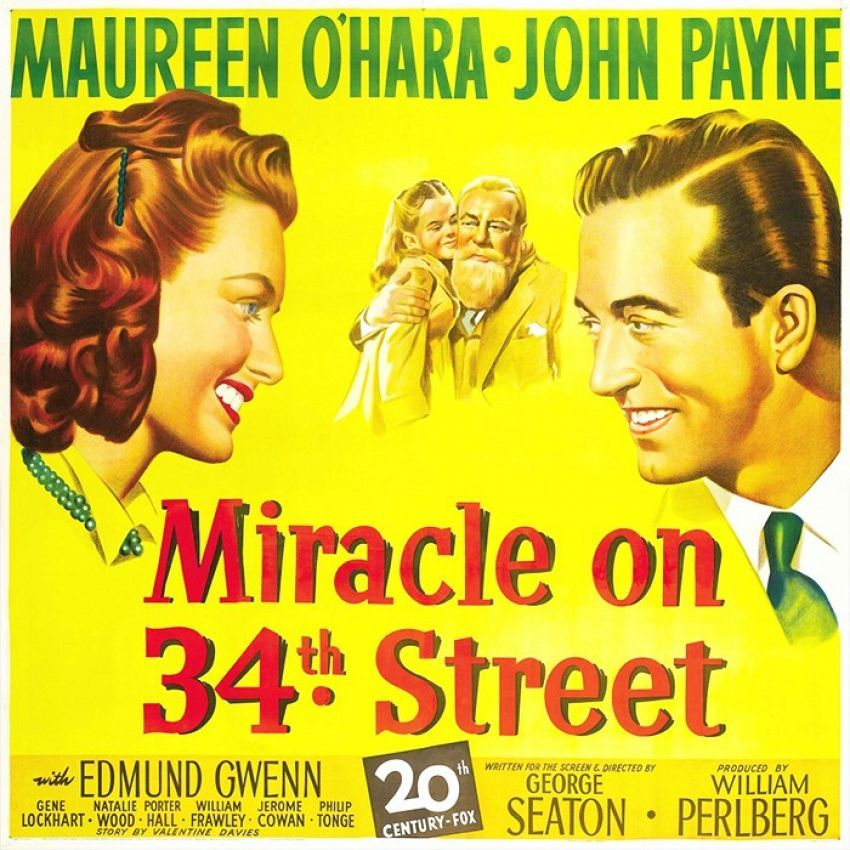 Miracle on the 34th Street