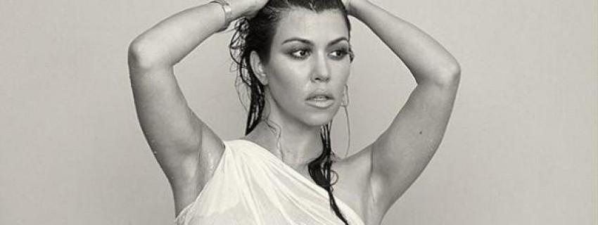 Kourtney Kardashian/DuJour