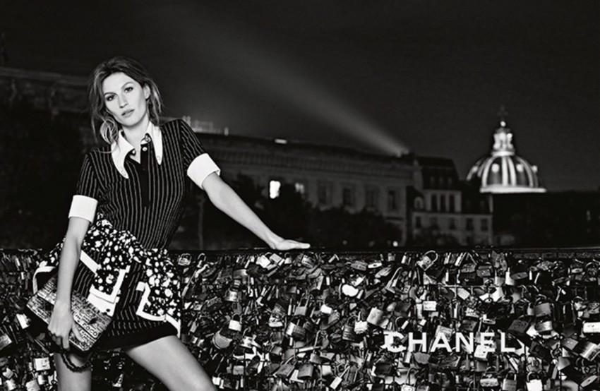 Obožavamo novu Chanelovu kampanju s Gisele