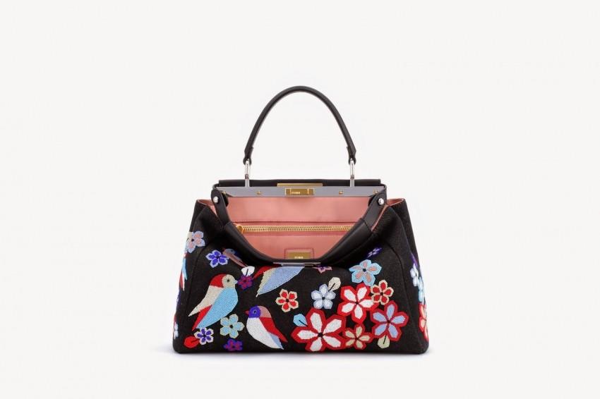 Fendi ima preslatku novu kolekciju torbi