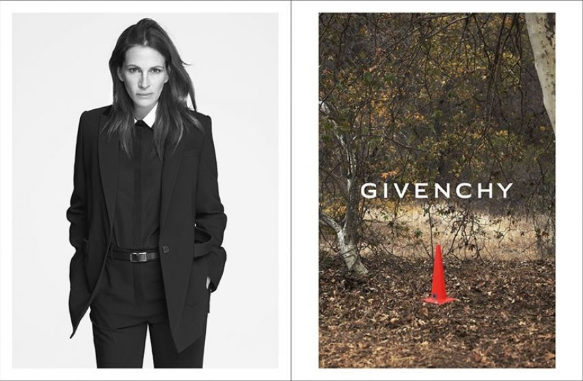 Julia Roberts for Givenchy SS15