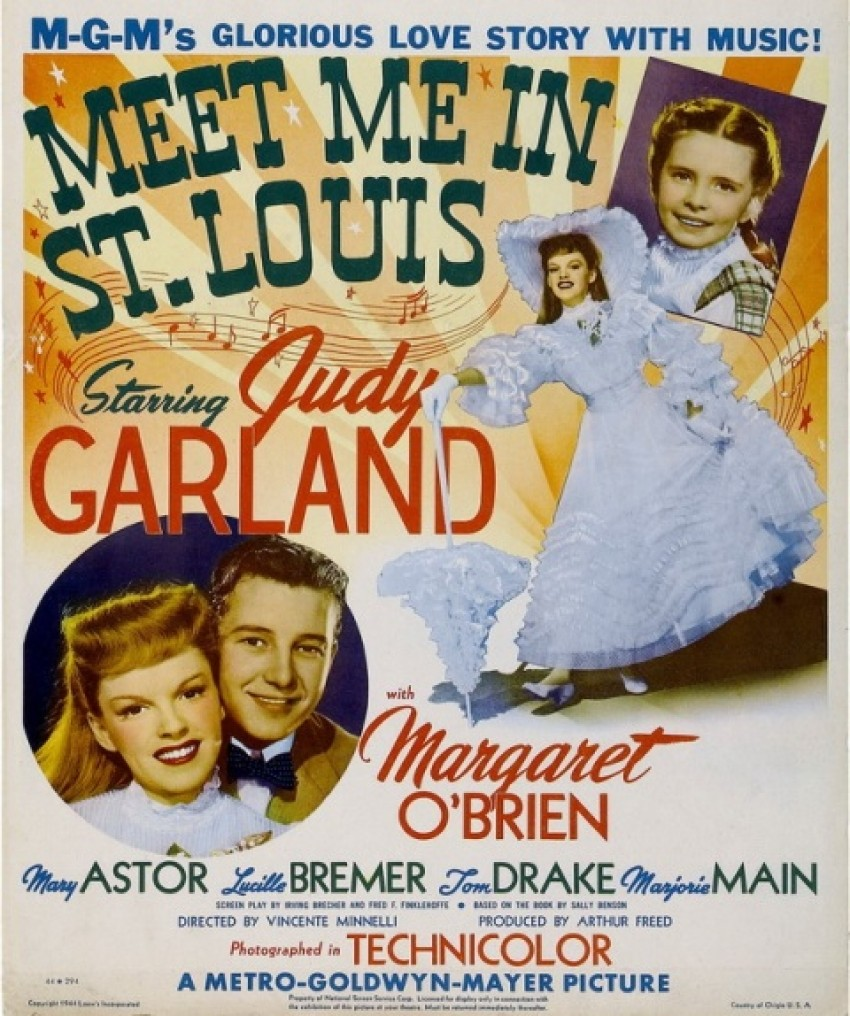 """Meet Me in St. Louis"""