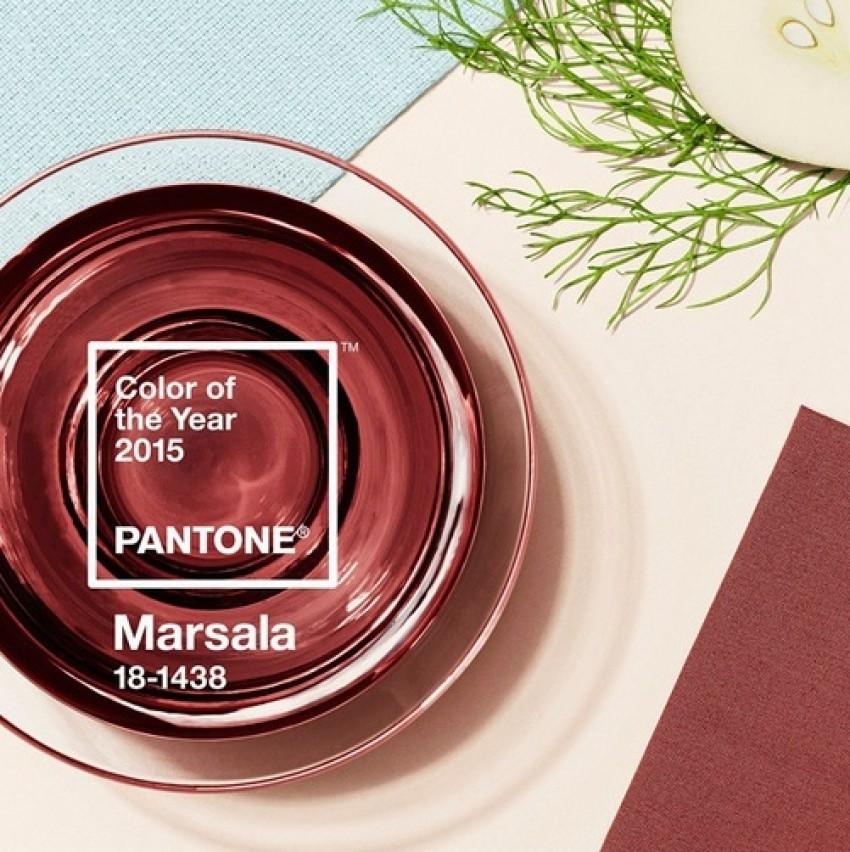 Pantone predstavio boju 2015.: Marsala