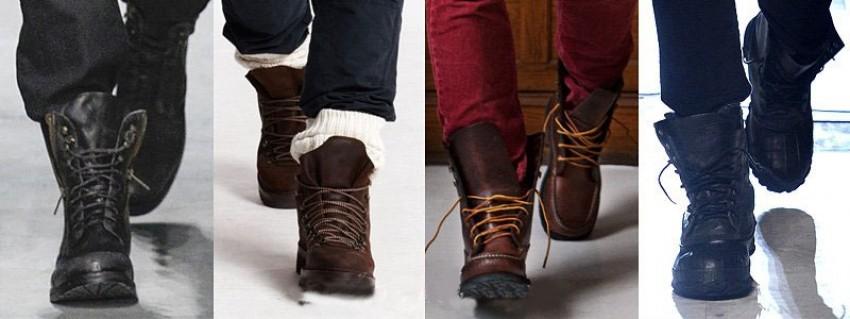 Ovo su najbolje muške čizme za jesen/zimu 2014./15.