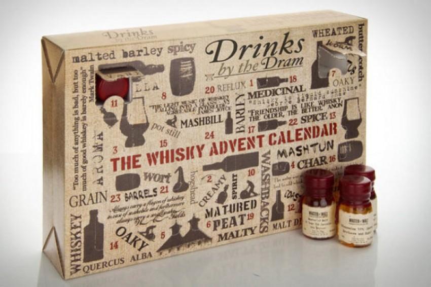 Adventski kalendar za odrasle: Svaki dan jedna bočica alkohola