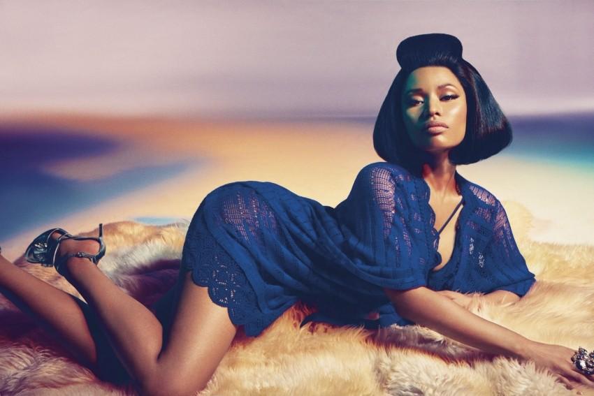 Nicki Minaj je novo zaštitno lice Roberta Cavallija