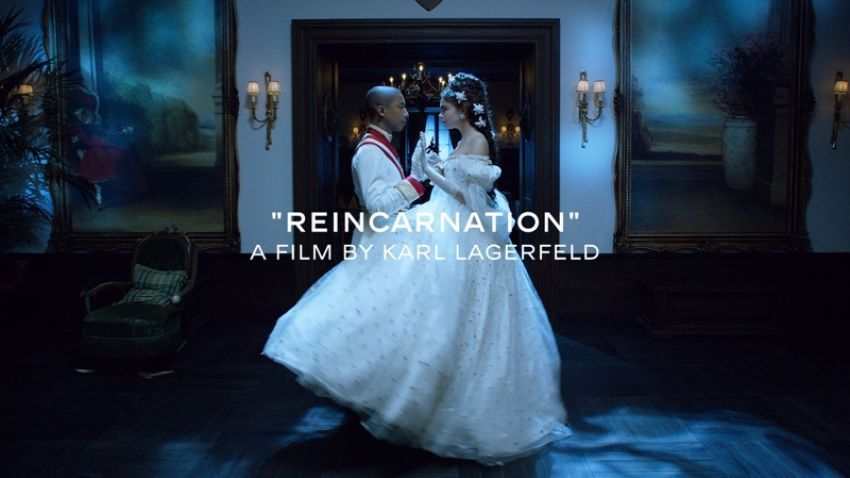 "Chanel ""Reincarnation"""