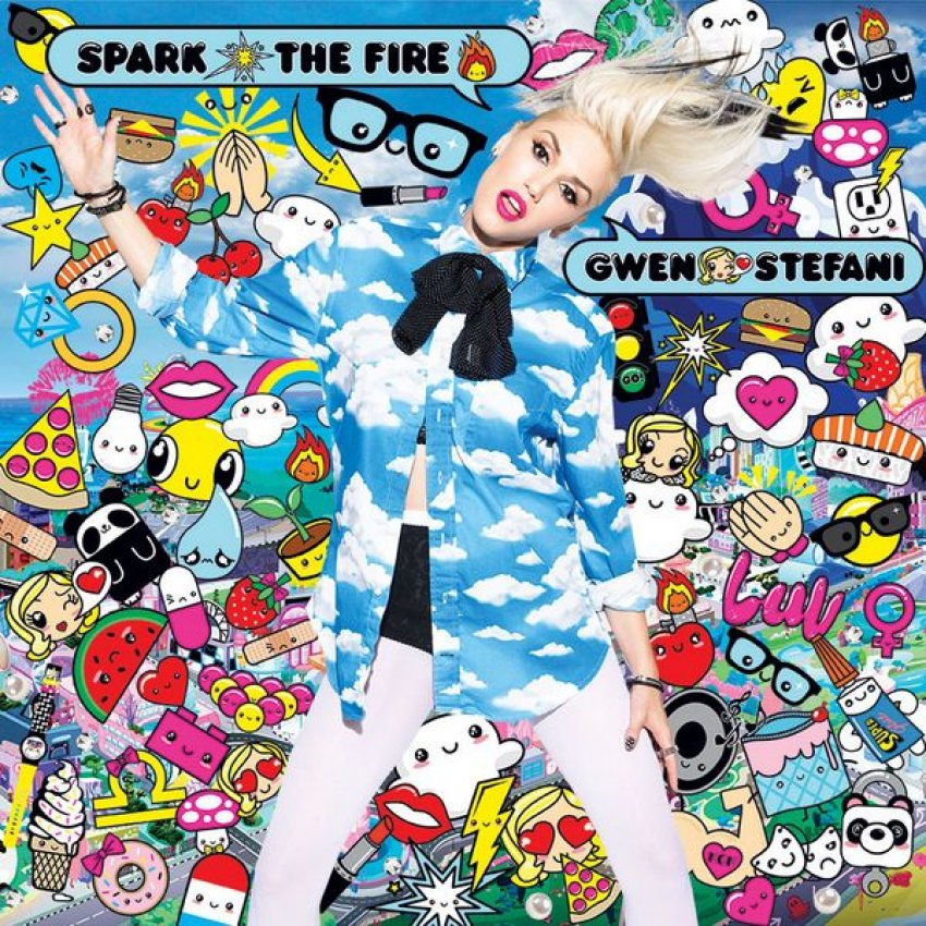 "Gwen Stefani i Pharrell ""Spark The Fire"""