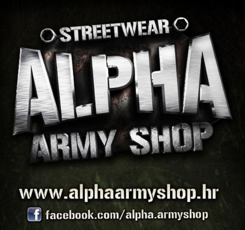 MJESEC DARIVANJA: Osvojite Majestic Athletic majicu u suradnji s Alpha Army Shopom!