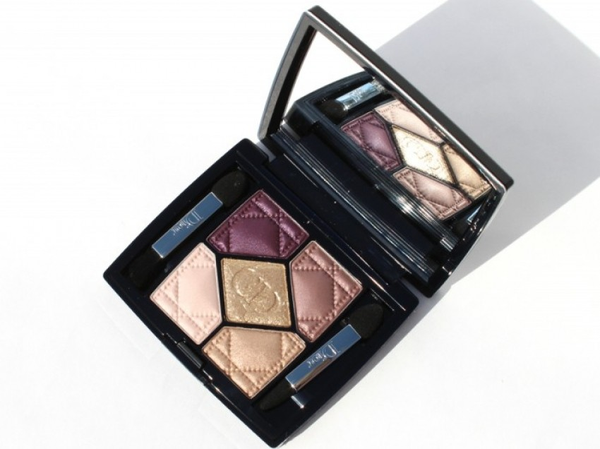 DIOR 5 COULEURS EYESHADOW PALETTE IN GOLDEN SHOCK