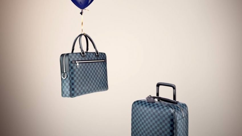 Frank Sinatra i Louis Vuitton vam žele ugodne blagdane
