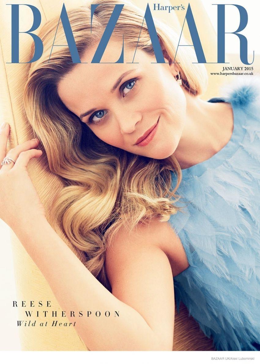 Reese Witherspoon/Harper's Bazaar