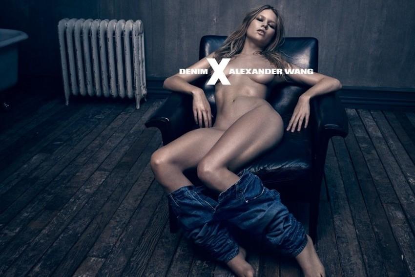 Sex sells: Wangova kampanja za traperice je jako vruća!
