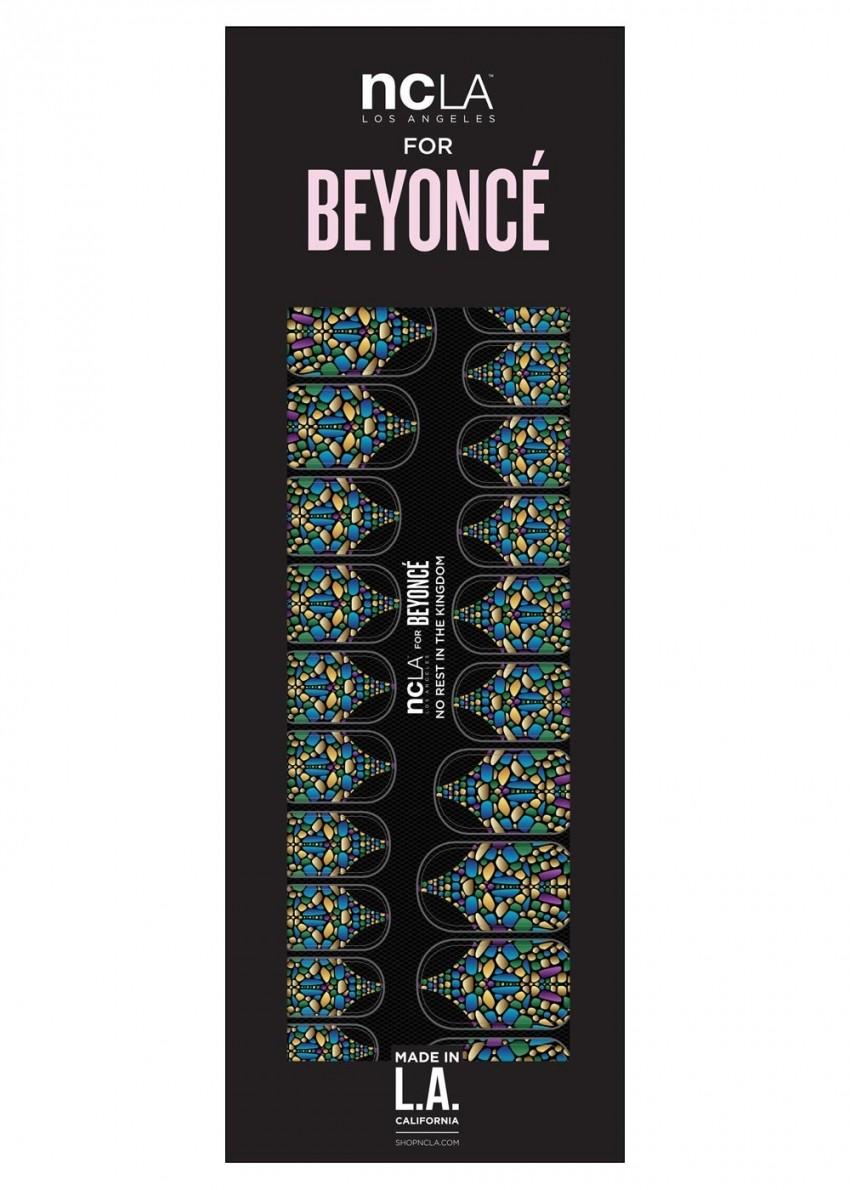 Beyonce od sada prodaje manikuru u naljepnicama