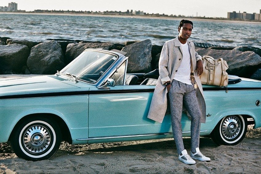 """A Man's Story"" s A$AP Rockyjem oda je mladom Salvatoreu Ferragamu"