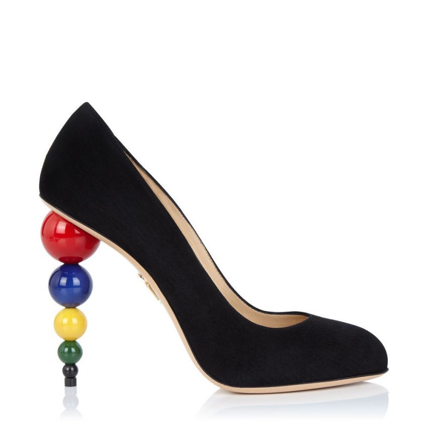 Morate vidjeti novu kolekciju cipela i torbica Charlotte Olympije