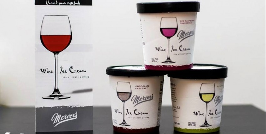 Sladoled od vina? Želimo ga odmah!