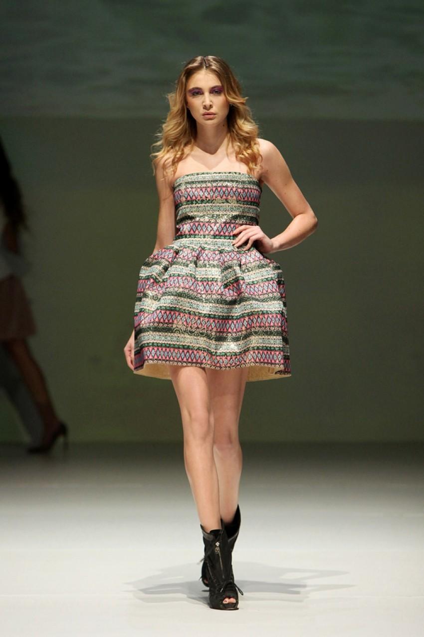 Najbolje haljine hrvatskih dizajnera za doček Nove godine