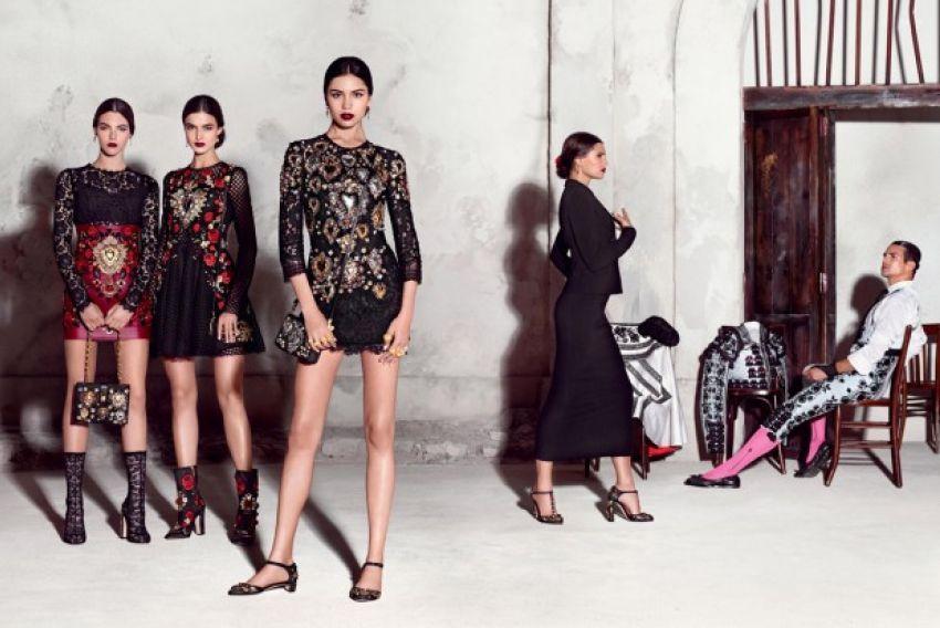 Pogledajte novu kampanju Dolce & Gabbane za ljeto 2015.