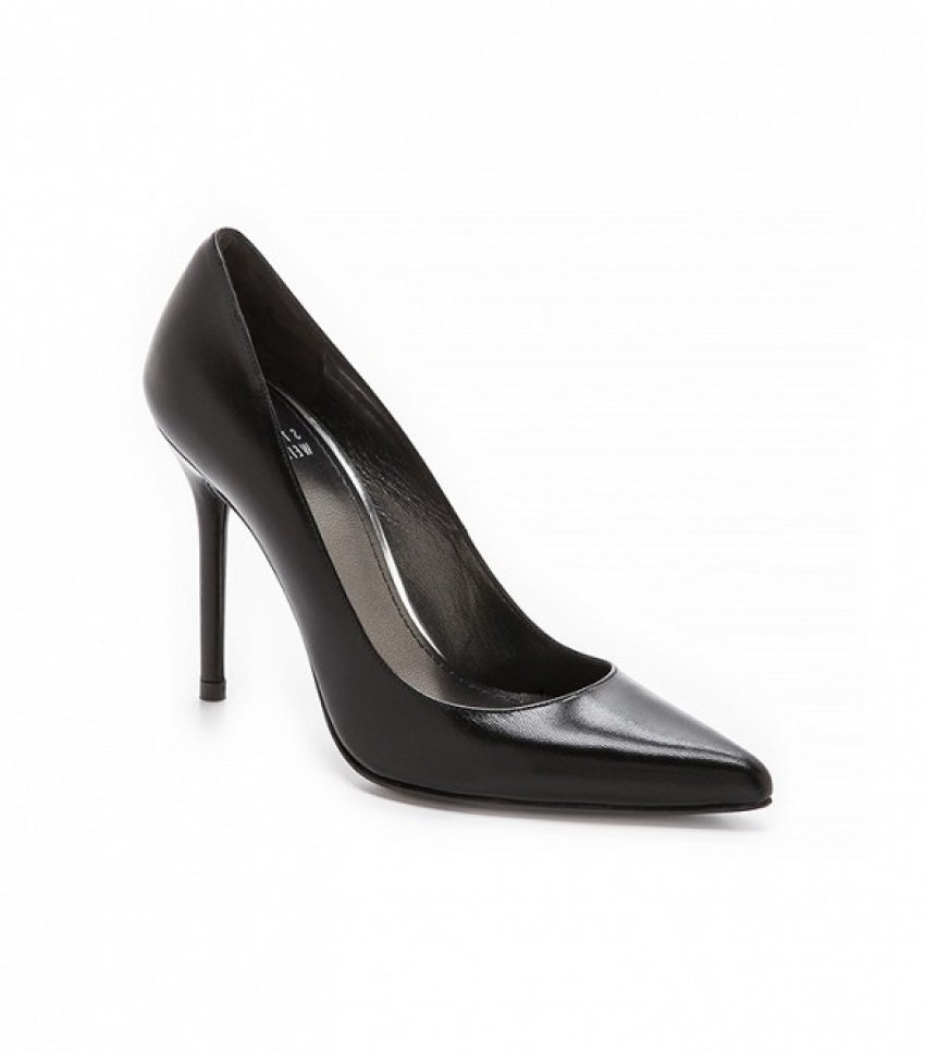 Stuart Weitzman Nouveau Pointed Toe Pumps ($355)